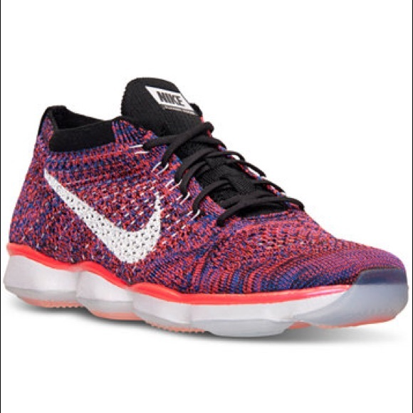 finest selection 77b57 d9aca ... closeout womens nike flyknit zoom agility sneakers 7fc3c 11dd6